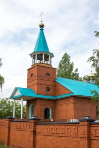 храм апостолов Петра и Павла с. Шаркан
