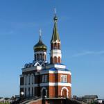 храм Казанской иконы Божией Матери п. Балезино