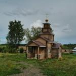 Успенский храм с. Тыловай